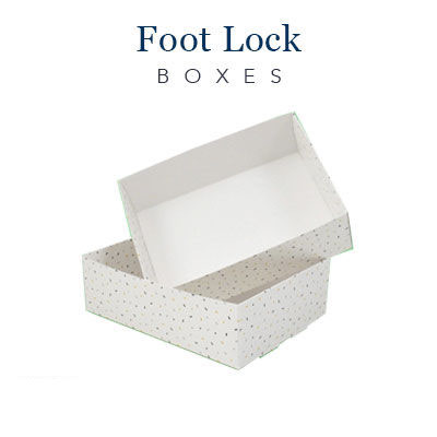 Foot Lock Boxes