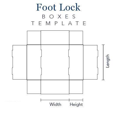 Foot Lock Boxes