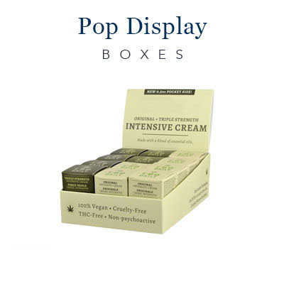 Pop Display Boxes