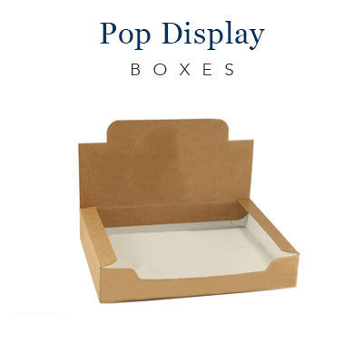 Pop Display Boxes