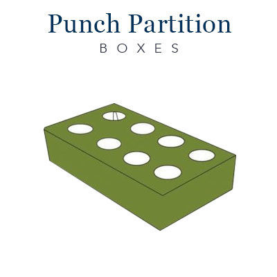 Punch Partition Boxes