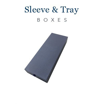 Sleeve and Tray Boxes