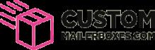 custom mailer boxes logo