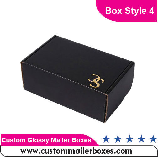 Custom Glossy Mailer Boxes