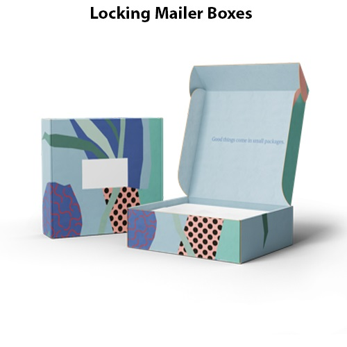 Locking Mailer Boxes Printing