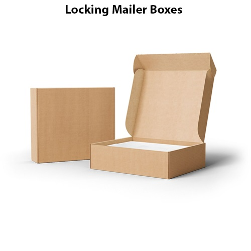 Locking Mailer Packaging Boxes 2